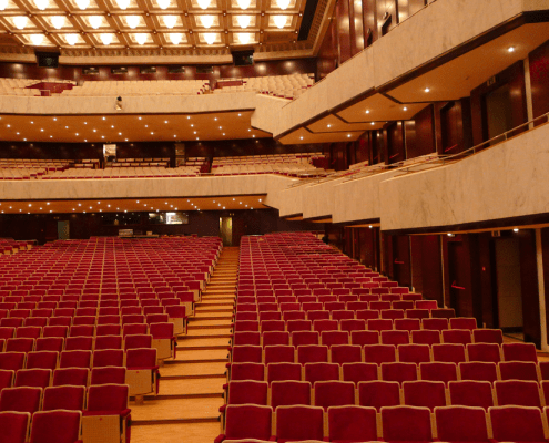 National Theatre and Concert Hall Taipeh, Taiwan